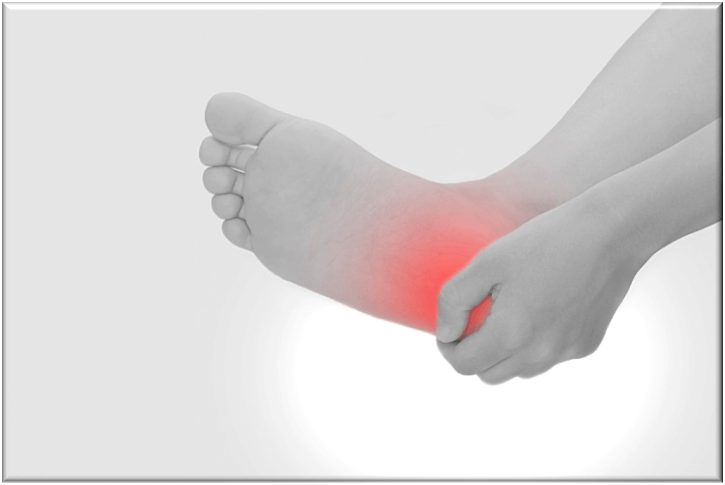足裏の痛みの原因と改善方法