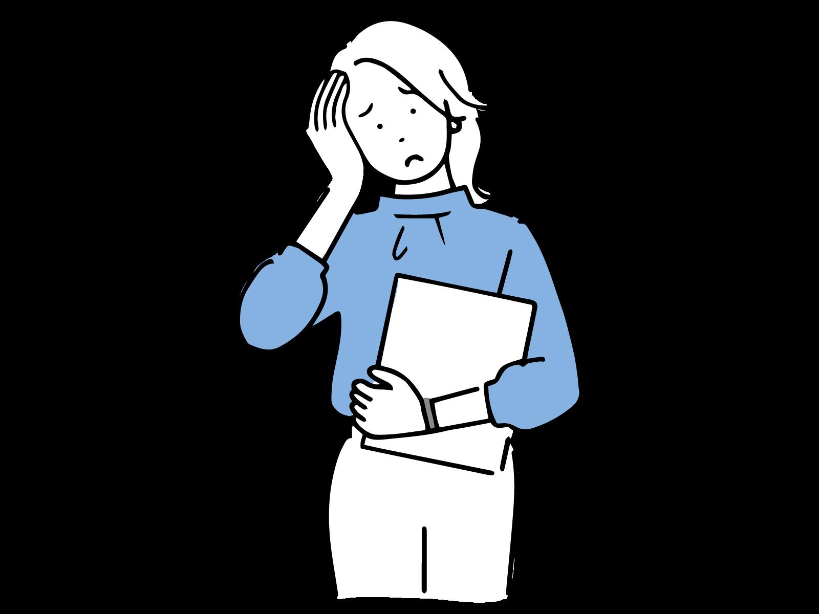 頭が痛い!考えられる2つの原因と対処・予防法